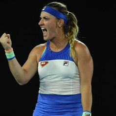 FILA Timea Babos Wins Second Australian Open Doubles Title