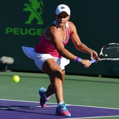Ash Barty Miami Open Doubles Title